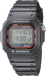 Men's G-SHOCK Quartz Watch with Resin Strap, Black, 20...