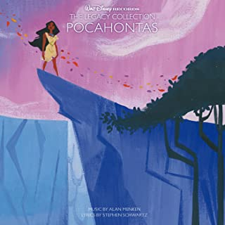 Walt Disney Records The Legacy Collection: Pocahontas