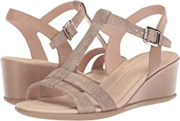 Shape 35 Wedge T-Strap
