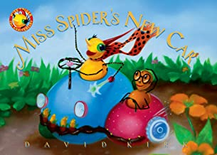 Miss Spider's New Car: 25th Anniversary Edition