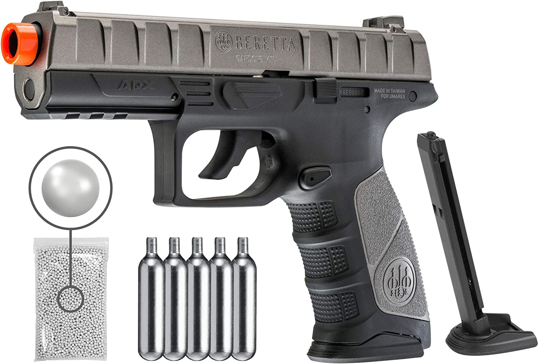 Wearable4U Umarex Beretta APX CO2 Max 52% OFF Gun Airsoft BB 2021 new Pistol