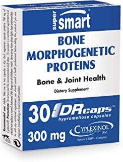 Sponsored Ad - Supersmart - Bone Morphogenic Proteins 300 mg Per Serving - Cyplexinol® - Articulation & Strengthening The ...