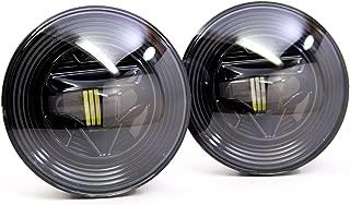 2014-2017 GMC SIERRA 1500 & 2500 LED Fog Lights Kit XB