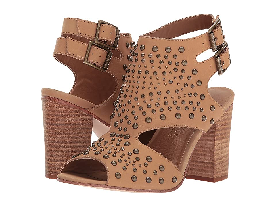 VOLATILE Marbella (Tan) High Heels