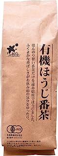 ビオマーケット ビオマルシェ 有機 ほうじ番茶 300g リーフ