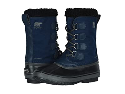 SOREL 1964 Pac Nylon (Collegiate Navy/Black) Men