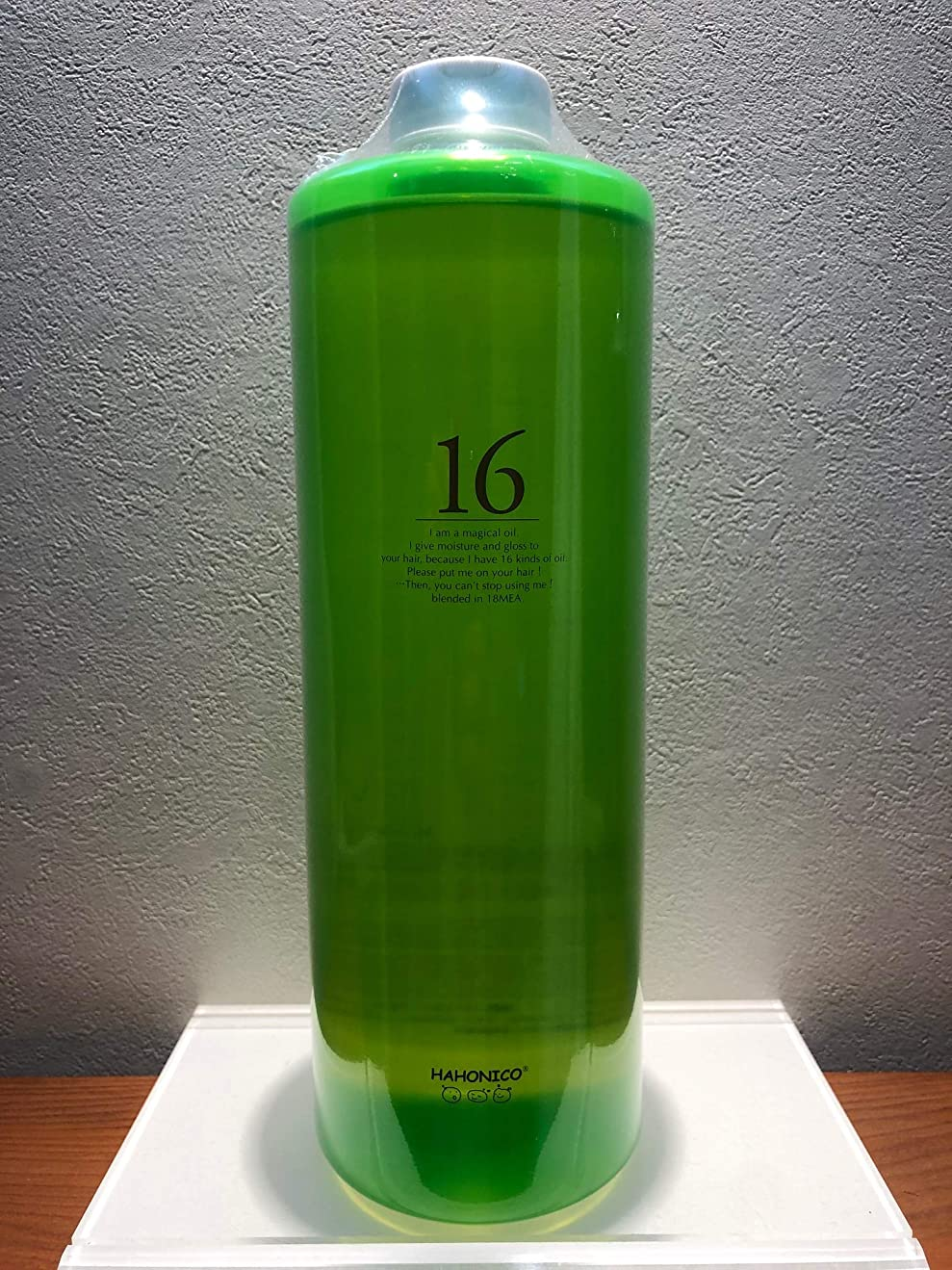 ウェイドしないでくださいアプトハホニコ 十六油 ジュウロクユ 1000ml
