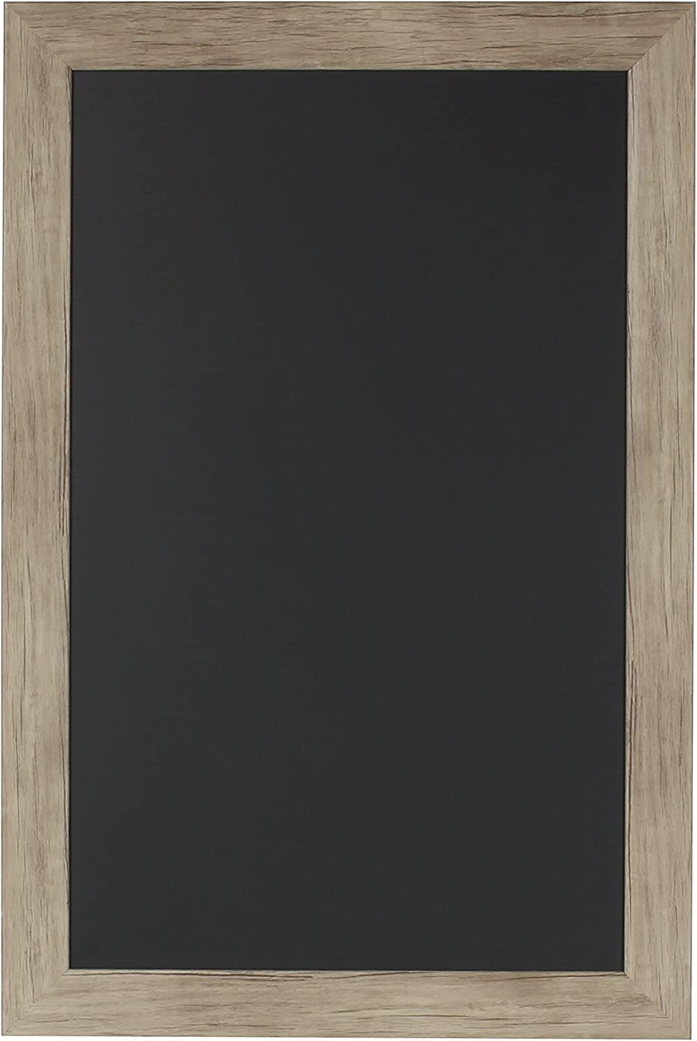 DesignOvation Beatrice Framed Magnetic Very popular Rustic Daily bargain sale Chalkboard 18x27