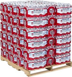 Crystal Geyser CGW24514PL Alpine Spring Water, 16.9 oz. Bottles, Bottled at the Source (Pack of 2016) (84 cases of 24-16.9oz bottles)