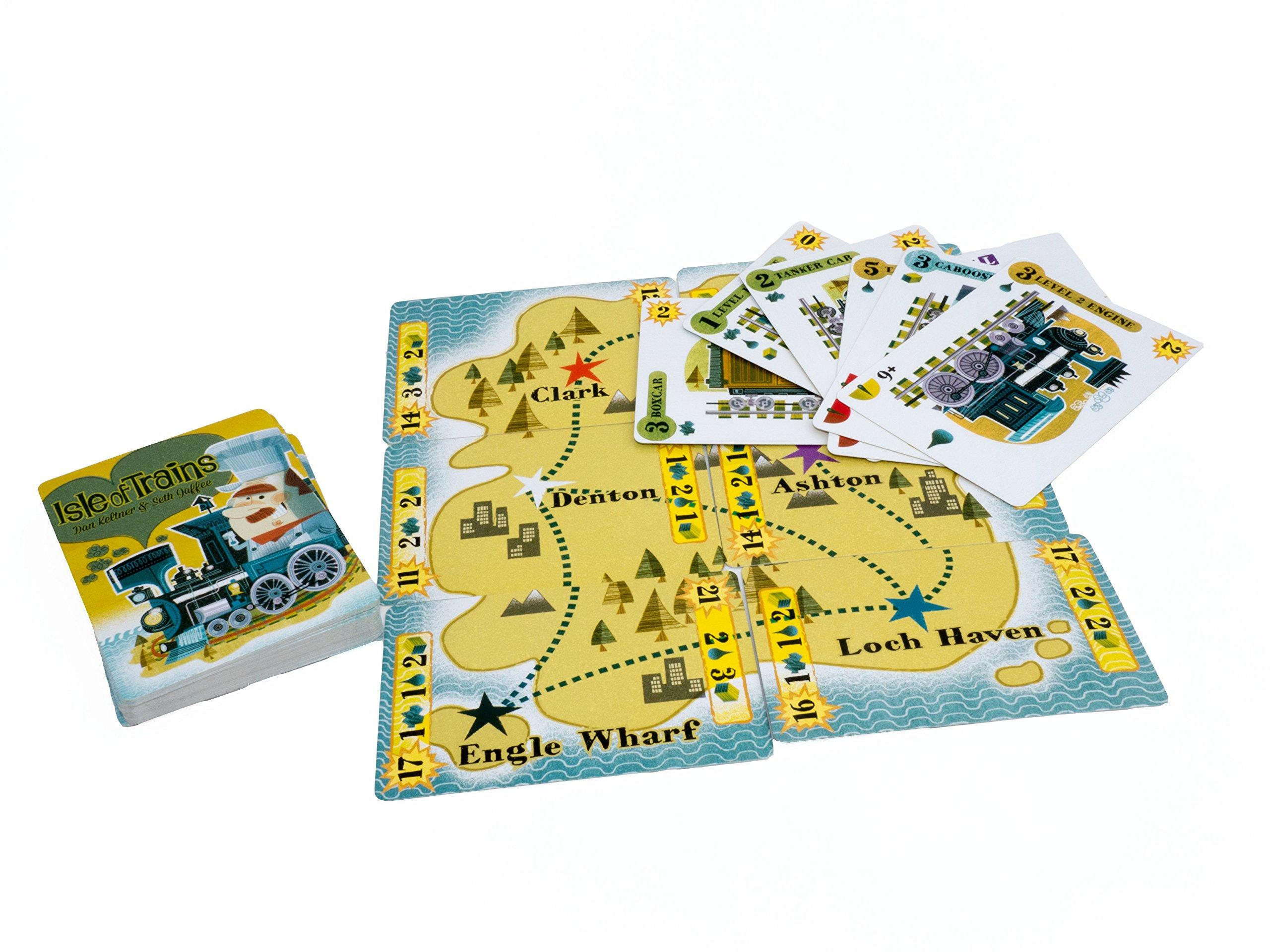 Isle of Trains: Amazon.es: Juguetes y juegos