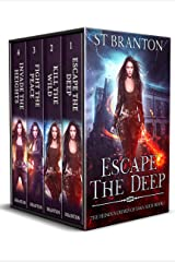 The Heinous Crimes of Sara Slick Boxed Set: Escape the Deep, Kill the Wild, Fight the Peace, Invade the Heights Kindle Edition