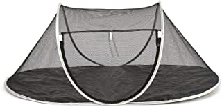 Fooubaby Cat Tent Pop Up Cat House Outside Pet Enclosure Tent Indoor Playpen Portable for Cats Small Dogs in Deck, Yard, Patio, Park, Camping, Travel Outdoor in Summer