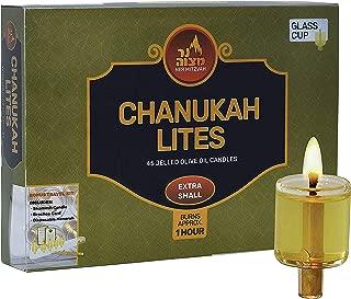 Best chanukah oil candles Reviews