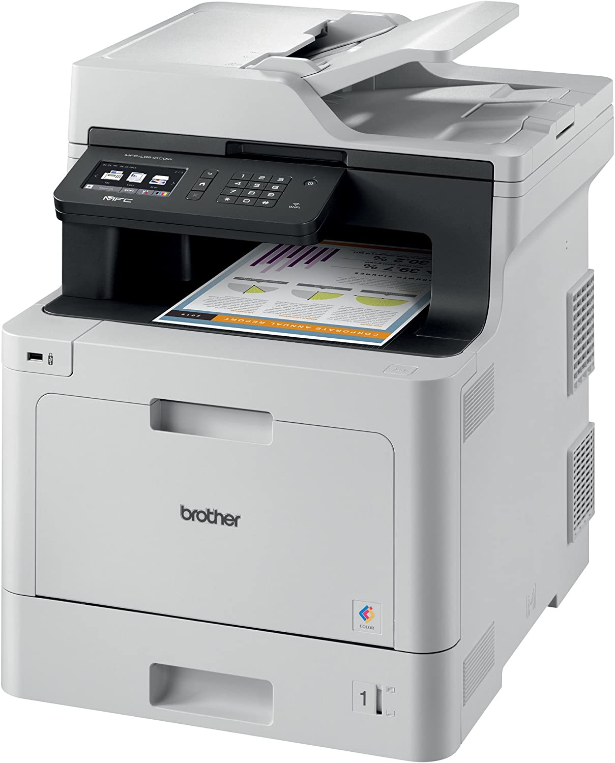 Brother Laser Printer with Duplex Printing