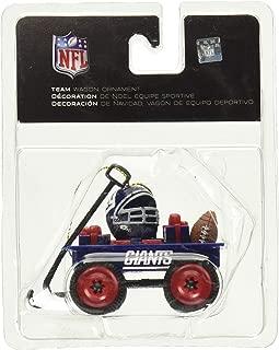 Team Sports America 3OT3820WGN New York Giants Team Wagon Ornament