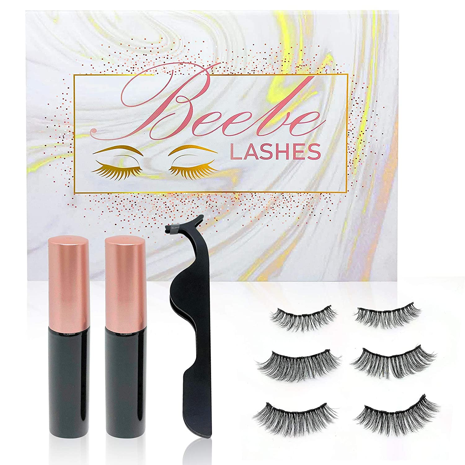 Magnetic Sale Special Price Eyeliner and Lashes OFFicial site Kit 3 Style W 2 with Lash