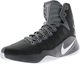 Nike Mens Hyperdunk 2016 Cool Grey/White/Wolf Grey Synthetic Basketball Shoes 10 M US