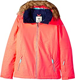 Roxy Kids - American Pie Solid Jacket (Big Kids)