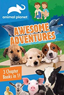 Animal Planet Awesome Adventures: Books 1-3 Bindup