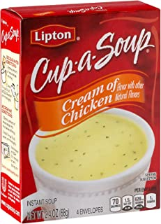 lipton cup of soup flavors