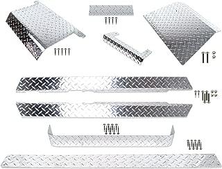 EZGO TXT Golf Cart Diamond Plate Accessories Kit
