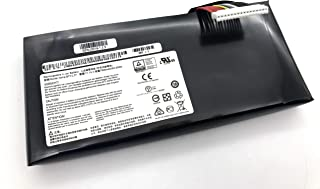Yafda BTY-L77 New Laptop Battery for MSI GT72 2QD 2QE 6QE GT72S 6QF GT80 GT80S MS-1783 11.1V7500mAh/83.25wh