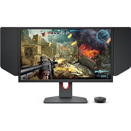 BenQ ZOWIE XL2546K 24.5 inch 240Hz Gaming Monitor   1080P   DyAc+   Smaller Base   Flexible height & tilt adjustment   XL Setting to Share   Customizable Quick Menu   S-Switch   Shield