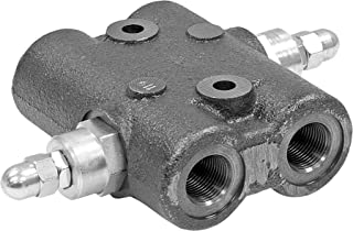 Buyers Products HCR050SAE Cross-Over Relief Valve (Valve,Cross Over Relief Set At 2,000Psi)