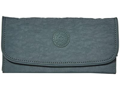 Kipling Money Land RFID Wallet (Light Aloe) Handbags
