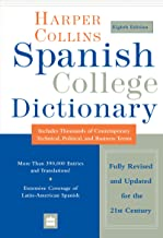 Best harpercollins spanish college dictionary Reviews