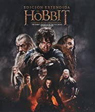 The Hobbit: The Battle of the Five Armies (Extended Edition) [Blu-ray]