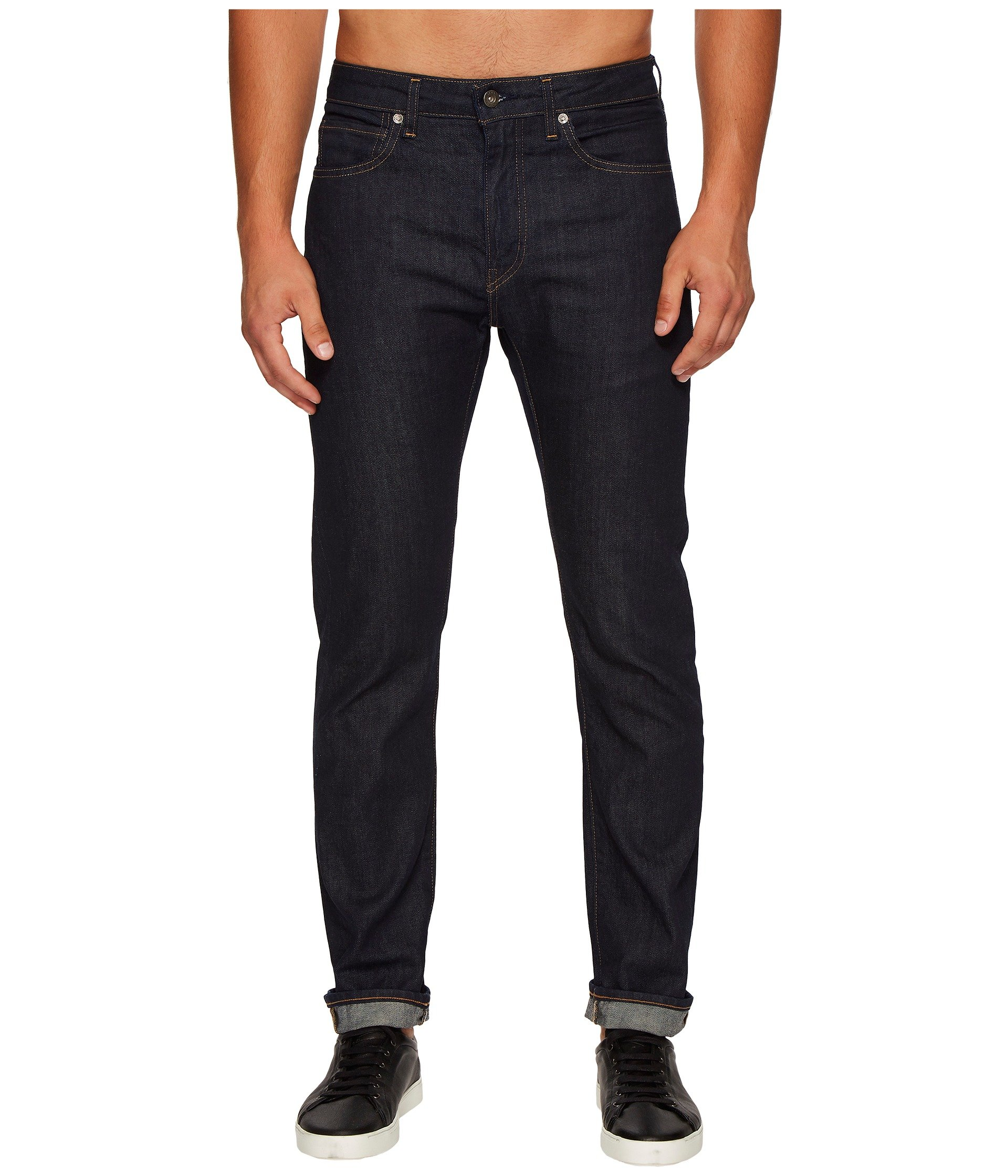 Levi 39 s premium made crafted studio slim taper jeans at for Levi s made and crafted