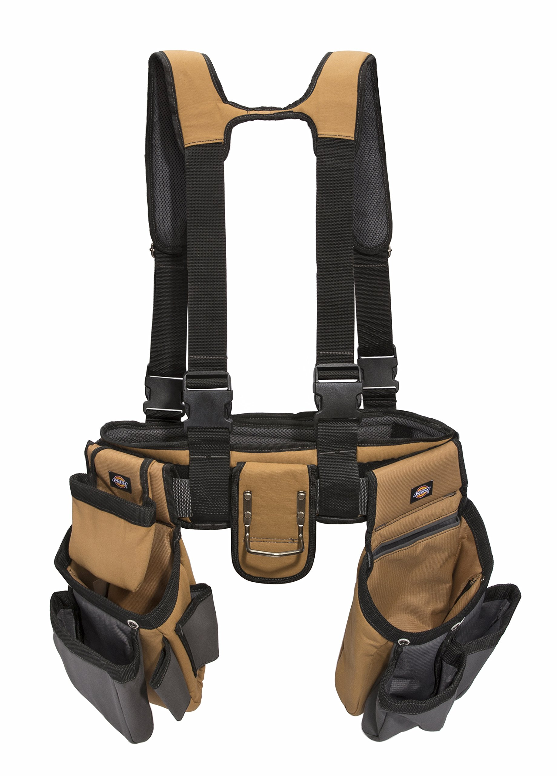 Dickies 4-Piece Carpenter's Rig tool belt