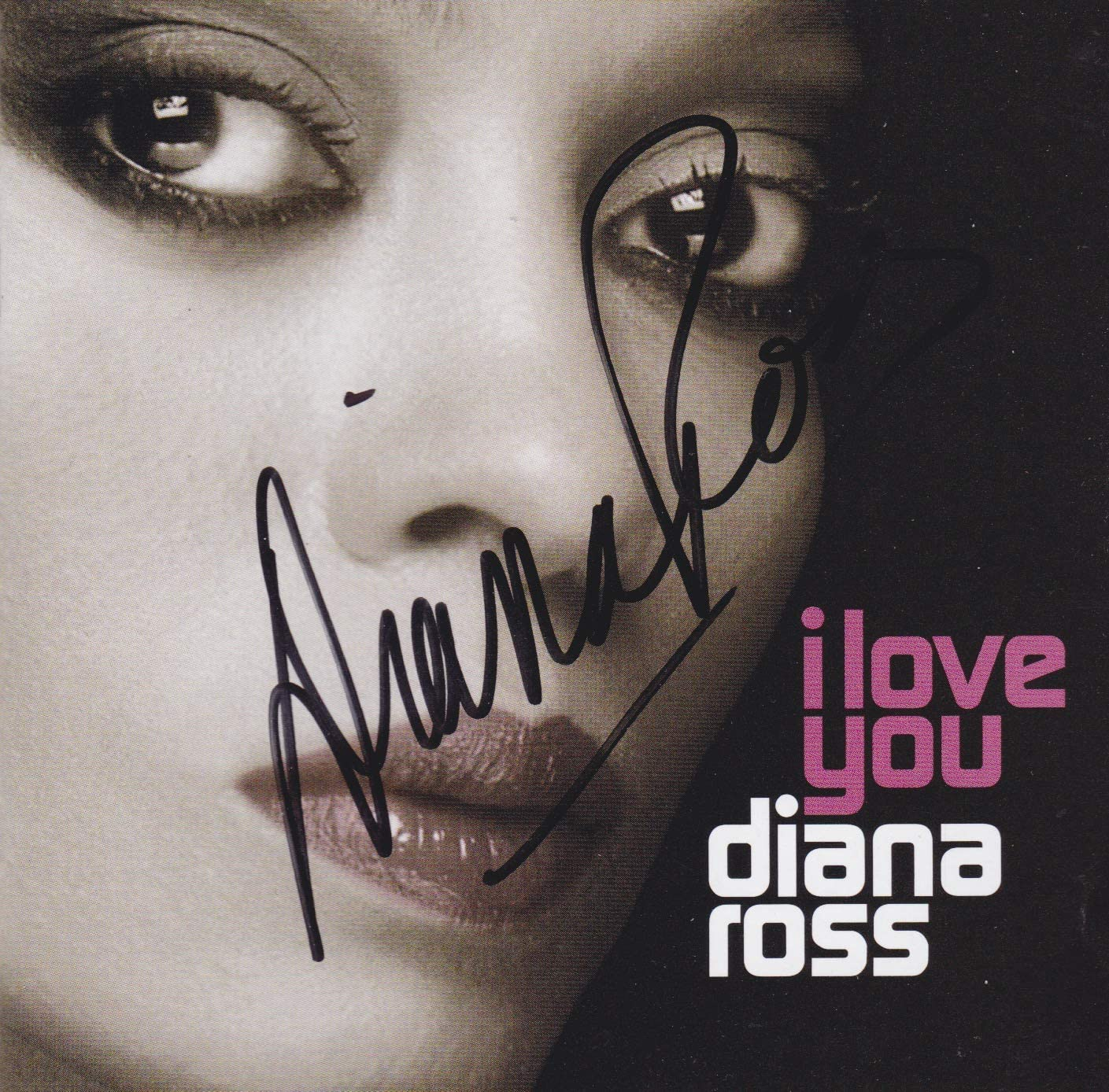 Diana Ross Super Cheap mail order sales sale period limited CD signed