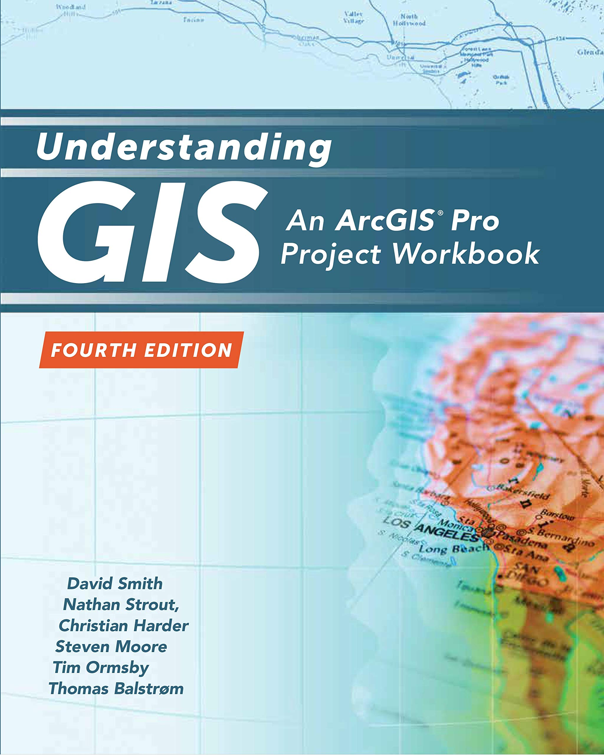 Image OfUnderstanding GIS: An ArcGIS Pro Project Workbook