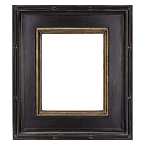 Decorative Arts Wooden Photo Frame Old Hand Made Carved Picture Photo Frame Collectible Art More Discounts Surprises