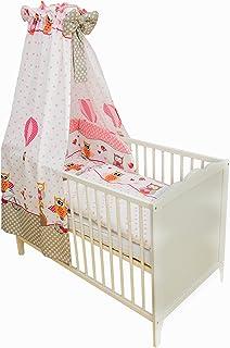 2f515adbb08ba Amazon.fr   tour de lit bebe fille - Parures de lits   Linge de lit ...