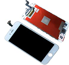 for iPhone 6s (4.7 Inch) (A1633, A1688, A1700) Screen Replacement LCD Digitizer Assembly Touchscreen Front Glass White