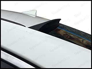 Spoiler King Roof Spoiler (414R) Compatible with Audi A4 2006-2008 B7