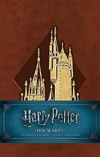 Harry Potter: Hogwarts Hardcover Ruled Journal
