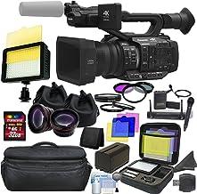 Panasonic AG-UX180 4K Premium Professional Camcorder with CINEMAGIC Studio Bundle