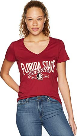 Florida State Seminoles University V-Neck Tee