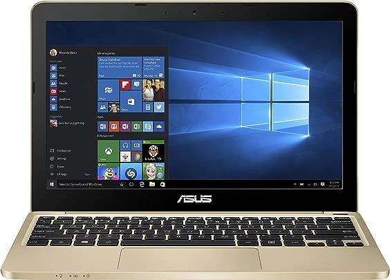 Asus E200HA-FD0043TS 29 4 cm  11 6 Zoll  Laptop  Intel Atom X5-Z8350  2GB RAM  32GB eMMC  Intel HD-Grafik  Win 10 Home  gold  General berholt