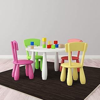 "Achim Home Furnishings Interlocking Floor Tiles, 24"" x 24"", Charcoal"