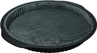 Zenker 685536 Moule à tarte en silicone fibre de verre, moule à tarte, moule pour tarte et quiche, moule à pâtisserie, Sil...