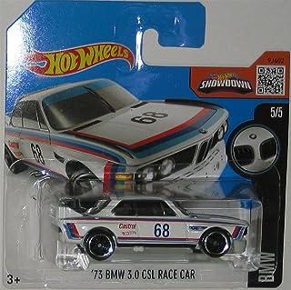 Hot Wheels '73 BMW 3.0 CSL Race Car 2016 190/250 (Short Card) by Hot Wheels