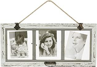 Holds 6 x 8 Photo Sullivans Green Wooden Window Shutter Picture Frame