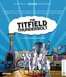 THE TITFIELD THUNDERBOLT arrives on Blu-ray for the First Time in North America Dec. 31 from Film Movement