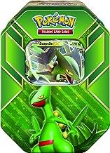 Sceptile Hoenn Power Tin (Pokmon Trading Card Game)