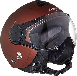 Vega Verve Dull Burgundy Helmet, S